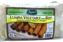 Buy Tropics Lumpia Vegetable with Beef - 18oz
