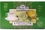 Buy Ahmad Tea London Lemon & Lime Black Tea (20-ct) - 1.41oz