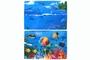 Buy Plastic Ocean Placemat - 17 x 11-inch
