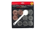 Buy Handy Helpers Scouring Pads with Holder - 9/pk