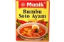 Buy Munik Bumbu Soto Ayam (Chicken Soto Seasoning) - 3.2oz