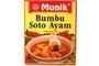 Buy Munik Bumbu Soto Ayam (Chicken Soto Seasoning) - 3.2oz