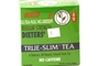 Buy True Slim Tea Regular Strength Dieters II