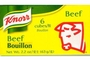 Beef Bouillon (6 Extra Large Cubes) - 2.33oz