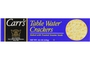 Table Water Crackers with Sesame Seeds - 4.2oz