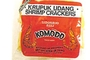 Buy Komodo Shrimp Crackers Medium (Krupuk Udang Sedang) - 17.5oz