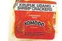 Buy Komodo Shrimp Crackers Medium (Krupuk Udang Sedang) - 17.5oz