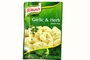 Buy Knorr Sauce Mix (Garlic and Herb) - 1.6oz