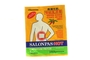 Buy Salonpas Hot (Capsicum Patch /1-ct) - 5.12 x 7.09 inch