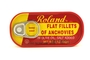 Buy Roland Flat Fillet of Anchovies in Olive Oil - 2oz