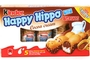 Happy Hippo Biscuits (Cocoa Cream - 5 stick) - 3.65oz