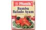 Buy Bumbu Balado Ayam (Chicken Balado Seasoning) - 3.4oz