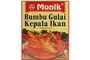 Buy Munik Gulai Kepala Ikan (Head of Fish in Curry Seasoning) - 3.5oz