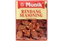 Buy Munik Bumbu Rendang (Beef In Chilli & Coconut Milk) - 4.1oz