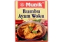 Buy Munik Ayam Bumbu Woku (Chicken Woku) - 4.76oz