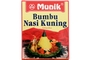 Buy Munik Bumbu Nasi Kuning (Yellow Rice Seasoning) - 2.3oz