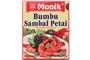 Buy Munik Bumbu Sambal Petai (Stir Fry Petai in Hot Sauce Seasoning) - 3.2oz