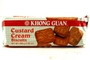 Buy Khong Guan Custard Cream Biscuits - 7.05oz