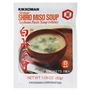 Buy Kikkoman Instant Shiro Miso Soup Mix (White Soybean Paste Soup) - 1.05oz