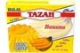 Buy Tazah Gelatin Dessert Powder (Banana Flavor) - 3oz