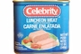 Buy Celebrity Luncheon Meat (Pork & Chicken) - 12oz