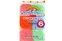 Buy Animal Shapes Sponges (Assorted Colors & Shapes) - 6 pcs