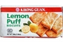 Buy Khong Guan Biscuits Puff (Lemon) - 7.05oz