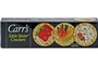 Buy Carrs Table Water Crackers - 4.25oz