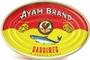 Buy Ayam Brand Sardines in Tomato Sauce - 15oz