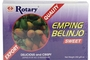 Buy Rotary Emping Belinjo Manis (Padi Oat Cracker Sweet Raw) - 8oz