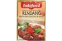 Buy Indofood Bumbu Rendang (Beef in Chilli and Coconut Mix) - 1.60z