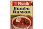 Buy Munik Bumbu Rawon (Diced Beef In Black Sauce Soup Seasoning) - 4.4oz
