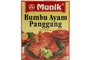 Buy Munik Bumbu Ayam Panggang (Grill Chicken Seasoning) - 5.29oz