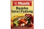Buy Munik Sate Padang (Satay Padang Style) - 3.5oz