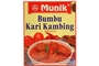 Buy Munik Bumbu Kari Kambing (Mutton Curry Seasoning) - 3.5oz