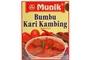 Buy Munik Bumbu Kari Kambing (Mutton Curry Seasoning) - 3.5oz