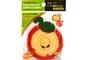 Buy Fruit-Patterned Knitted Scrubber (Apple Shape)