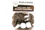 Buy Hafco Dutch Licorice Candy Coated - Salty (Black & Whites) - 3.5oz