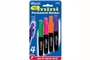 Buy Fancy Colors Mini Fine Point Permanent Marker with Cap Clip (4/Pack)