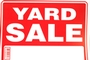 Buy Bazic Yard Sale Sign (12 inch X 16 inch)