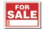 Buy For Sale Sign - 9 inch X 12 inch