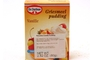 Buy Dr.Oetker Vanille Griesmeel Pudding (Pudding Mix Vanilla) - 2.82oz