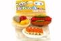 Buy Funny Eraser (Restaurant Style) - 3 pcs/ pack