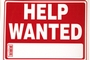 Buy Help Wanted Sign (12 inch X 16 inch)