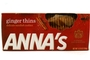 Buy Anna Ginger Thins Cookies (Delicate Swedish Cookies) - 5.25oz