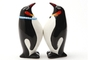 Buy Pacific Magnetic Salt and Pepper Shaker Set (South Pole Pride) - 4 inch