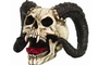 Buy Evil Ram Horned Demon Beast Skull Statue Figure
