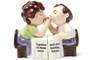 Buy Pacific Magnetic Salt and Pepper Shaker Set (Holding Hands) - 4 inch