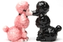 Buy Pacific Magnetic Salt and Pepper Shaker Set (Poodles) - 4 inch