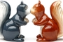 Buy Pacific Magnetic Salt and Pepper Shaker Set (Squirrels) - 2 1/2 inch